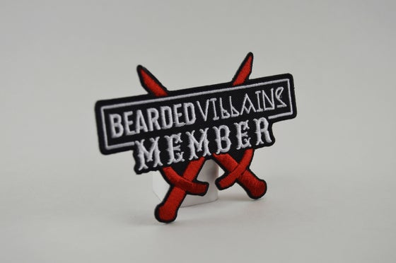 Image of CLUB PATCH ( Member ) Iron-on