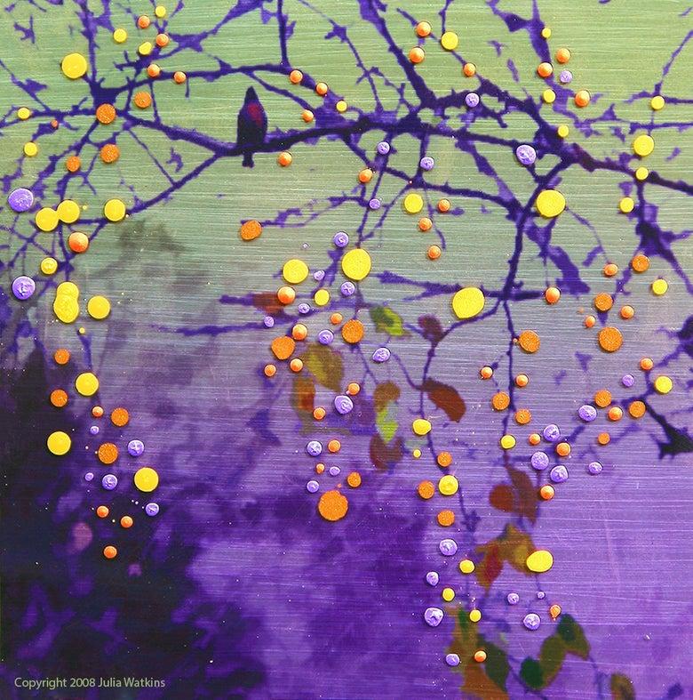 Image of Amethyst Birdsong - Focusing Meditative Energies