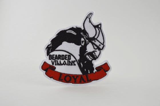 Image of CLUB PATCH ( Loyal ) iron-on