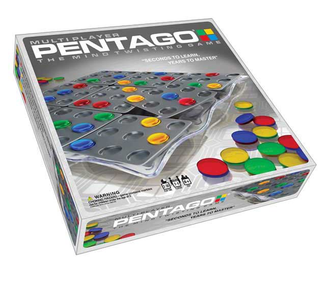Image of PENTAGO MULTI-PLAYER