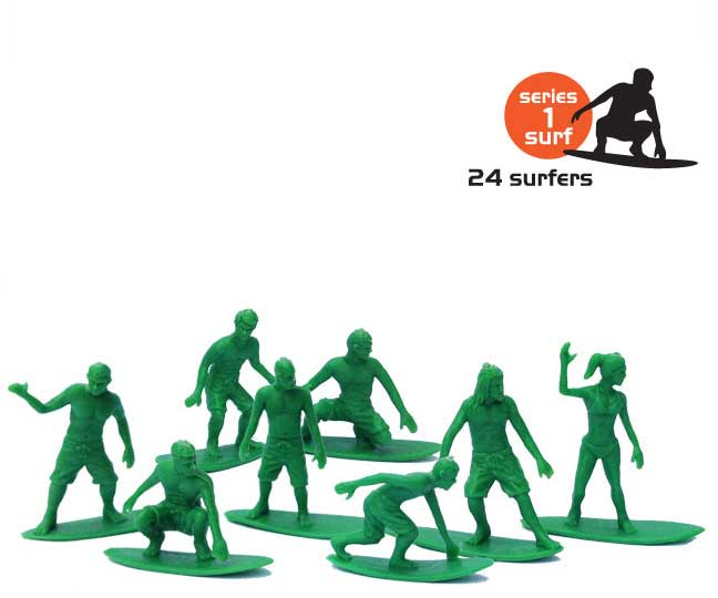 Image of AJ'S TOY BOARDERS - SURF SERIES 1