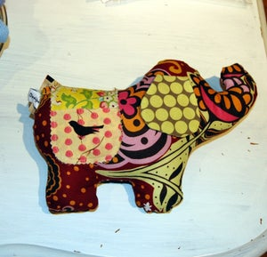 Image of Scrappy the Elephant