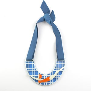 Image of Swimmers Necklace