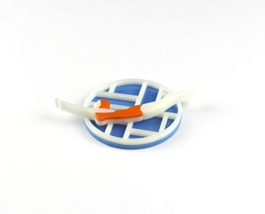 Image of Swimmers Brooch