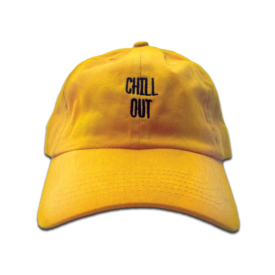 Image of Chill Out Cap Mustard