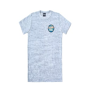 Image of Beach Pocket (White Marble Tee)