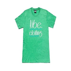 Image of Vibe NY (Light Green Tee)