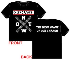 Image of New Wave Of Old Thrash T-shirt