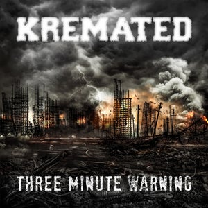 Image of Three Minute Warning CD Album