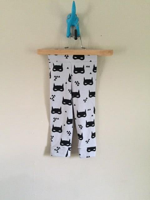 Image of Super hero Leggings Grey