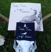 Image of Twilight Fauna/Jennifer Christensen Split with Patch