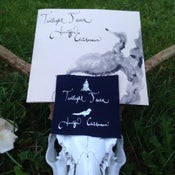 Image of *PRE-ORDER* Twilight Fauna/Jennifer Christensen Split with Patch