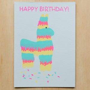 Image of Birthday Pinata