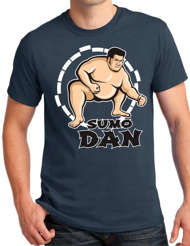 Image of Sumo Dan Logo T-Shirt