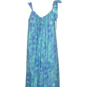 Image of Del Ray 6 Way Maxi Dress (Malibu Blue) by Eb&Ive