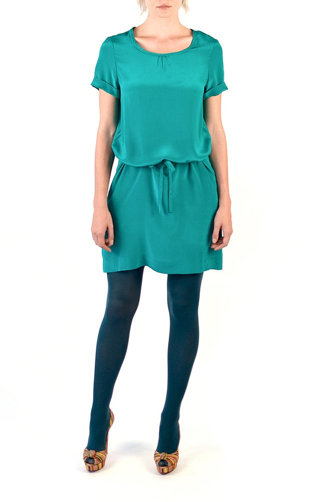 Image of Sam Dress (green)