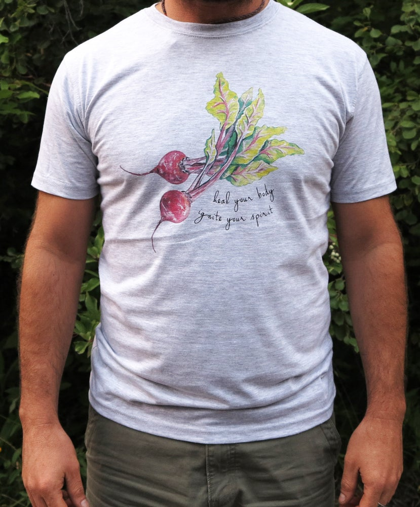 Image of Organic Men's Crew Cut T-shirt