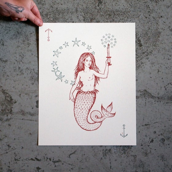 Image of Mermaid
