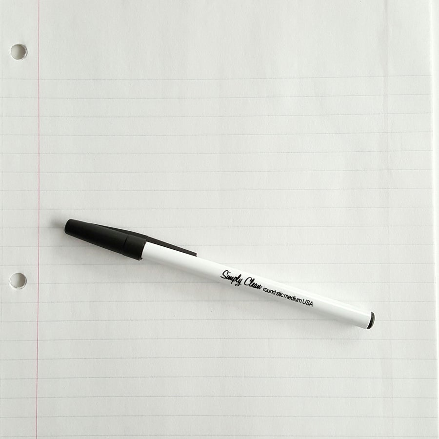 Image of Simply Clean Classic Pen