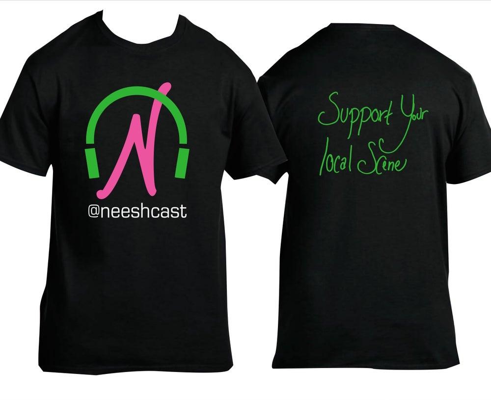 Image of First Edition Neeshcast T-Shirt
