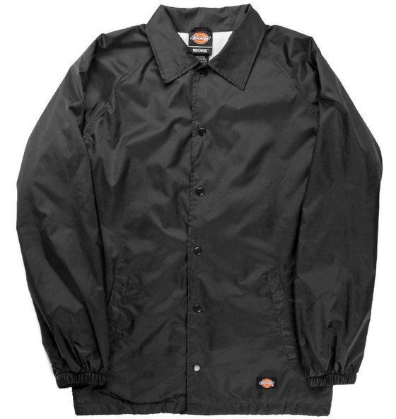 Image of Dickies Snap Front Nylon Jacket - Style 76242