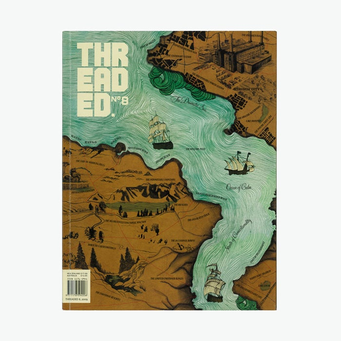 Image of Threaded Ed.8 'The Home Front Issue'