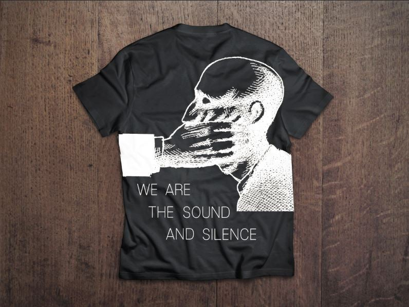 Image of Sound and Silence Shirt