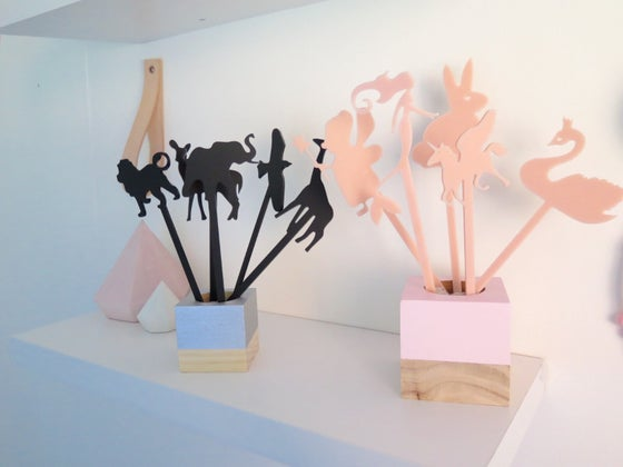Image of Shadow Puppets