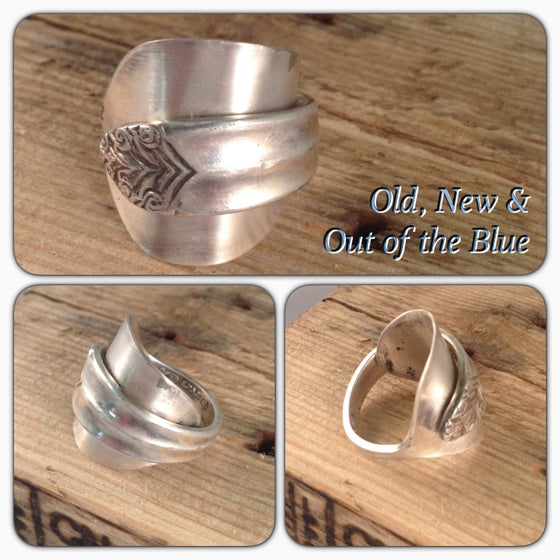 Image of Spoon Ring