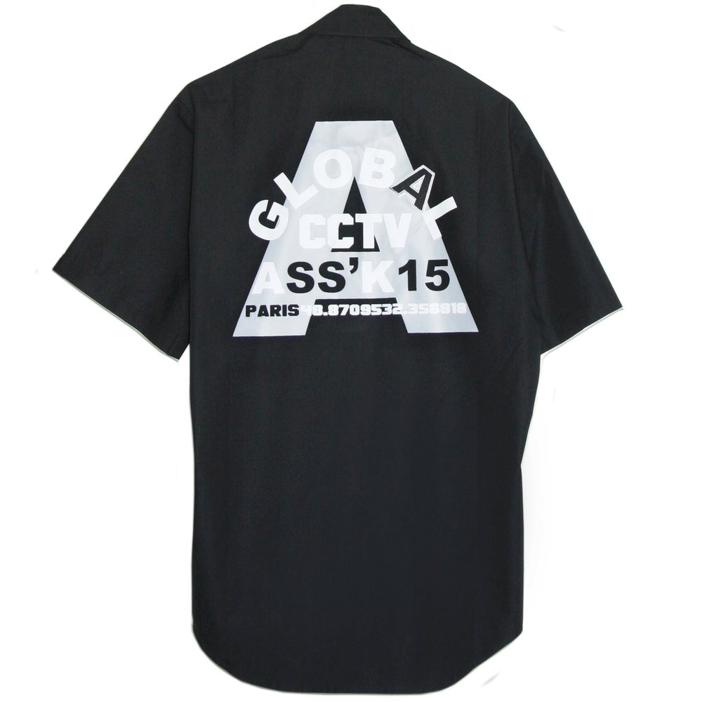 Image of GLOBAL Shirt - Black