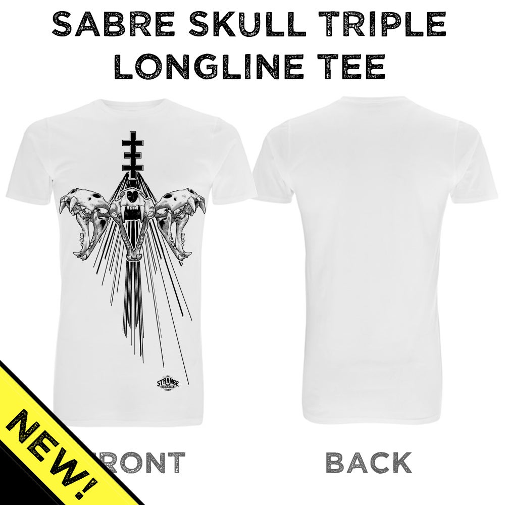 Image of Sabre Skull Triple Longline