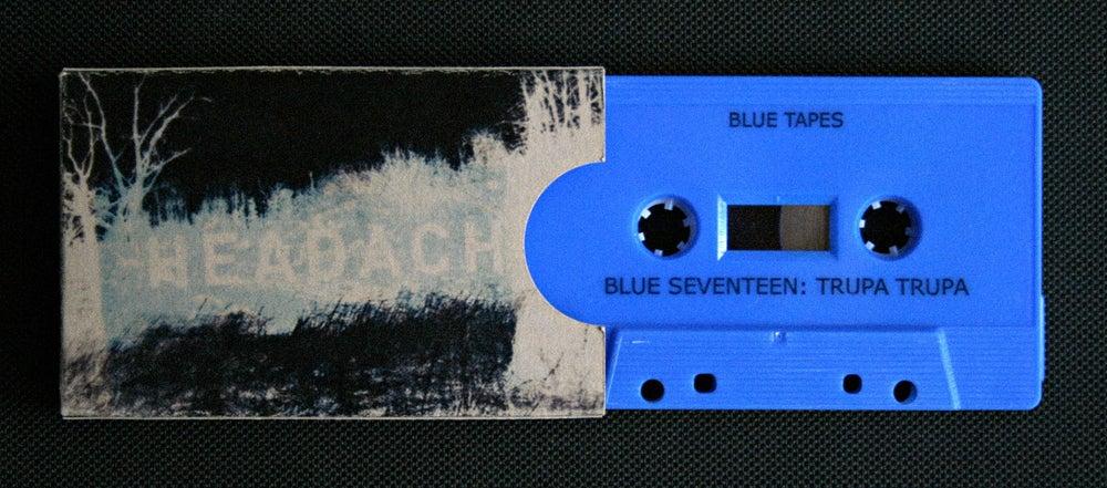 Image of blue seventeen: Trupa Trupa