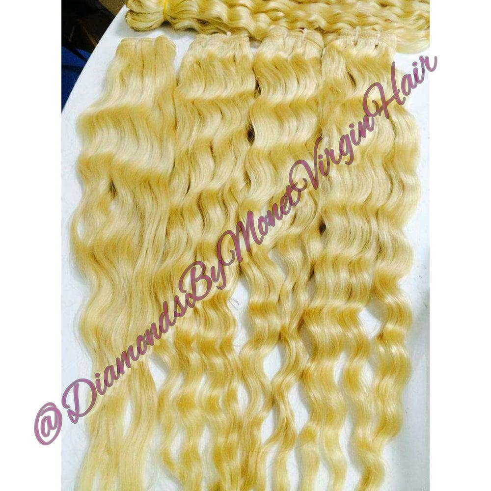 Image of Wavy Blonde