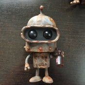 Image of Custom Funko Futurama Bender