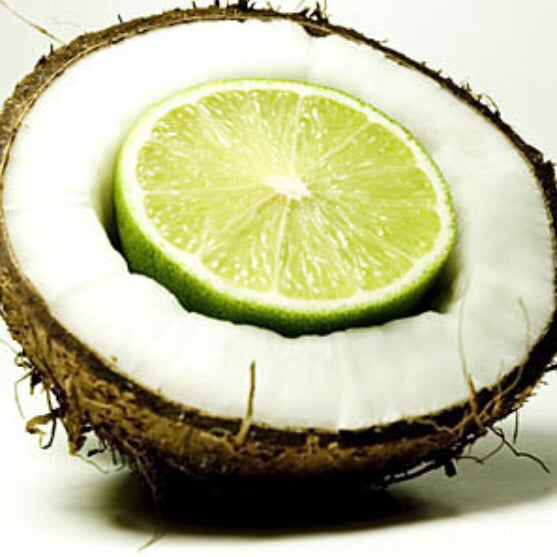 Image of coconut & lime