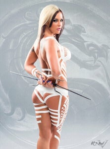"Image of Velvet Sky ""Flawless Victory"" Signed 8x10 Photo"