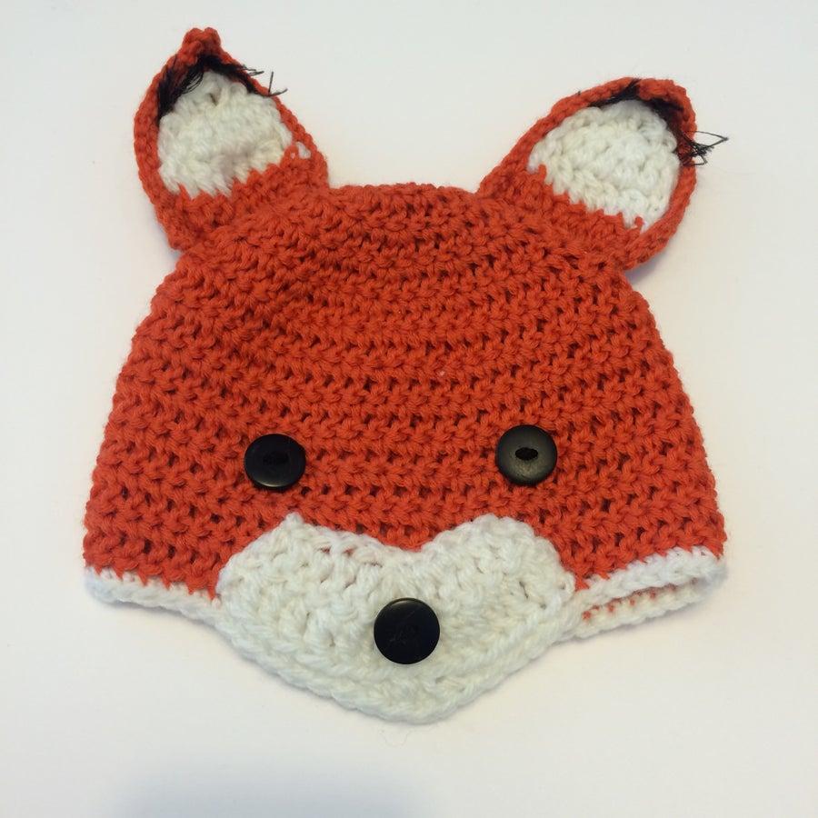 Image of Mr Fox Hat