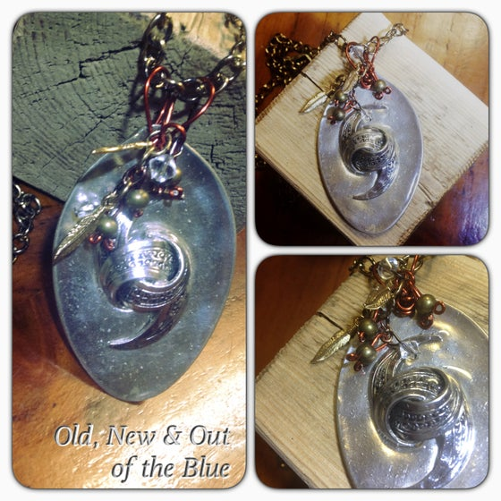 Image of Large Spoon Pendant