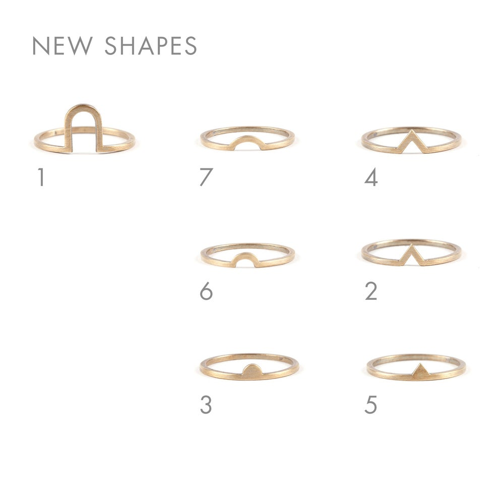Image of Puzzle Rings