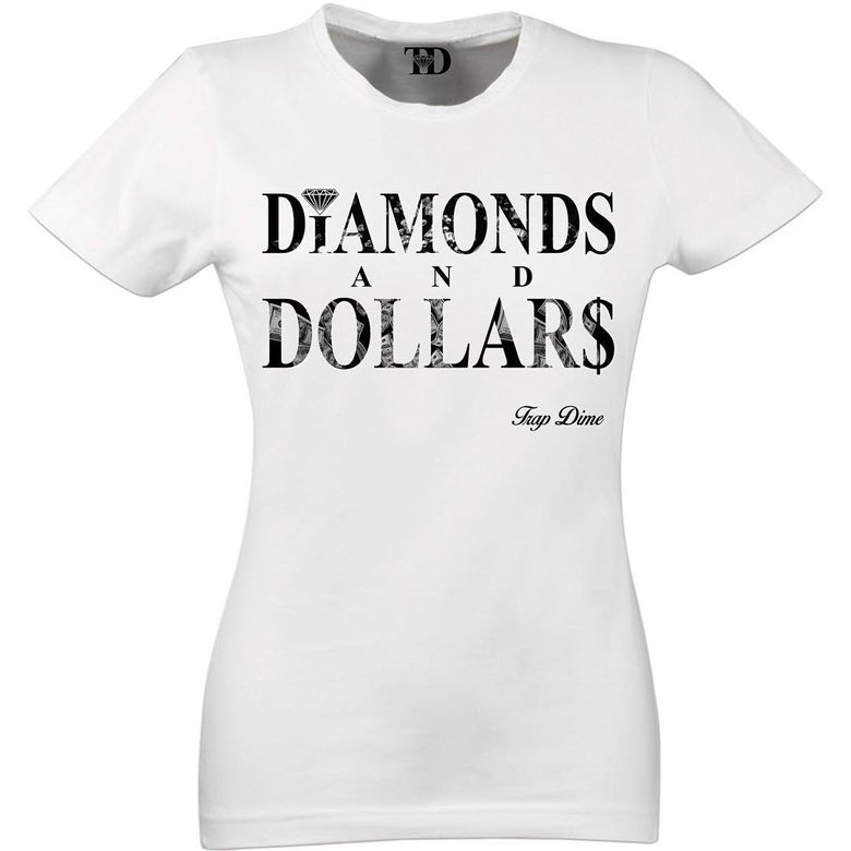 Image of Diamond and Dollars T-shirt