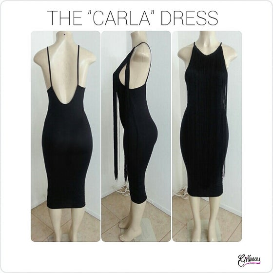 "Image of THE ""CARLA""DRESS"