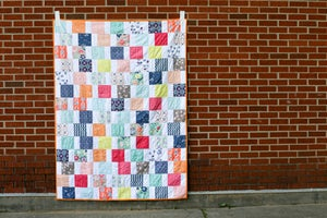 Image of Offset Quilt PAPER Pattern