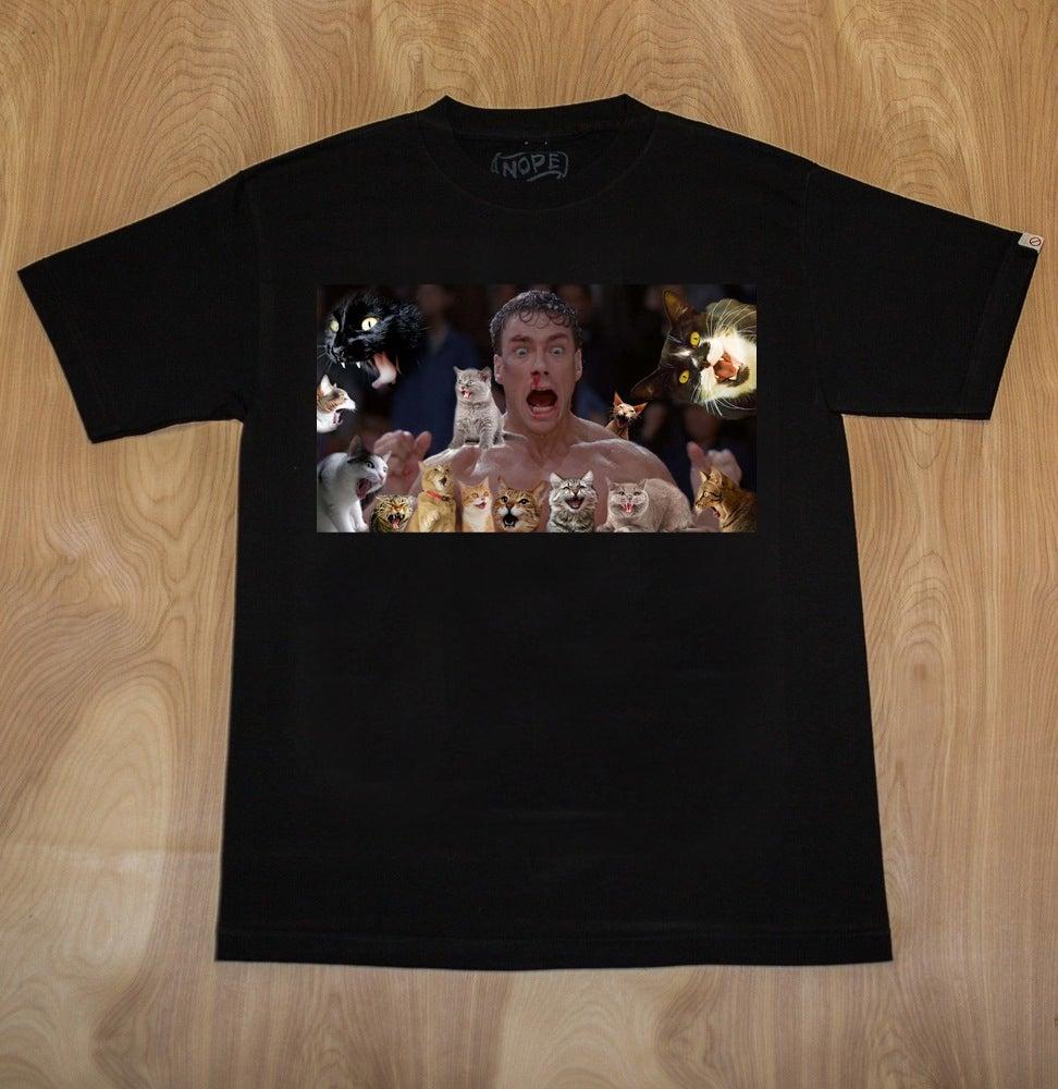 Image of Nope Van Damme T-Shirt