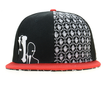 Image of Dj LORD TerrorWrist Fitted Hat - SOLD OUT
