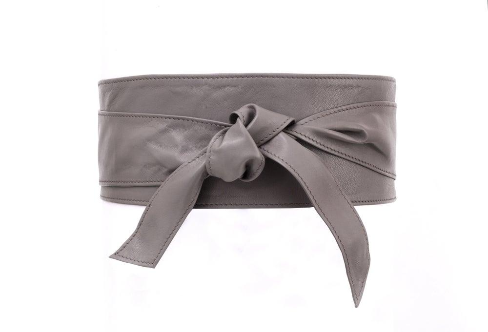 Image of Wide Obi / Tie Belt