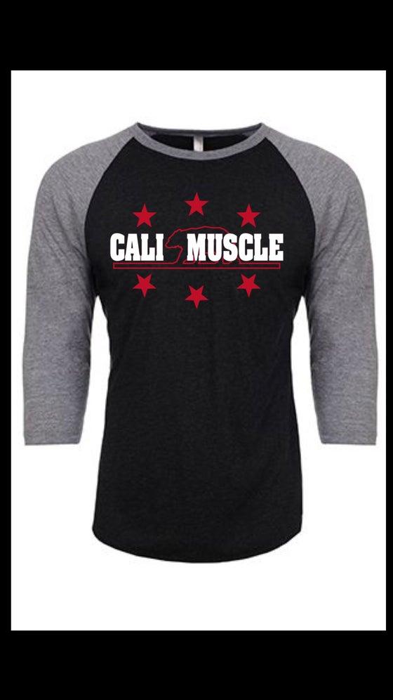 Image of Cali Star Baseball Tee