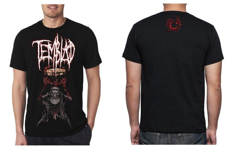 Image of Temblad - Nevercrown Shirt