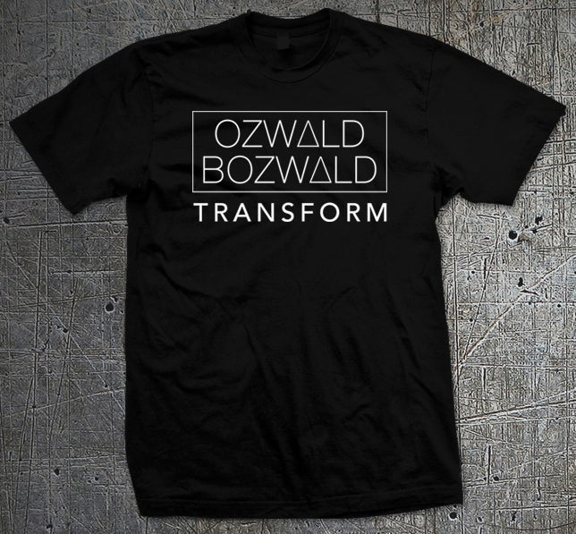Image of TRANSFORM t-shirt