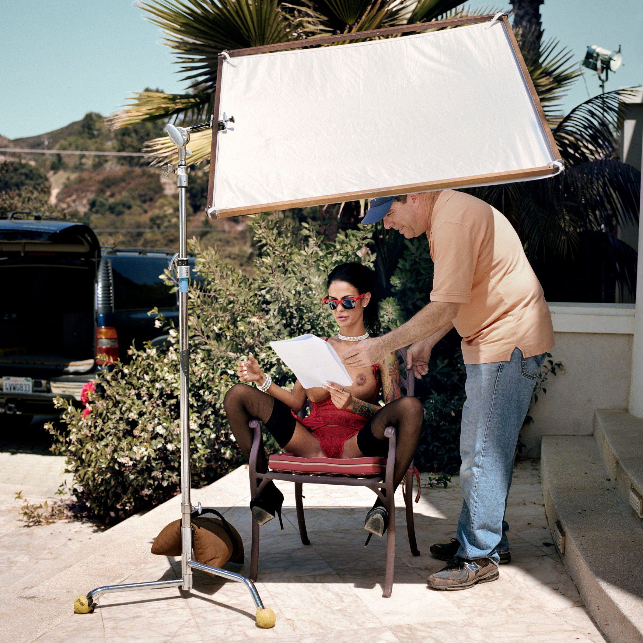 Секс на съёмочной площадке 7 фотография