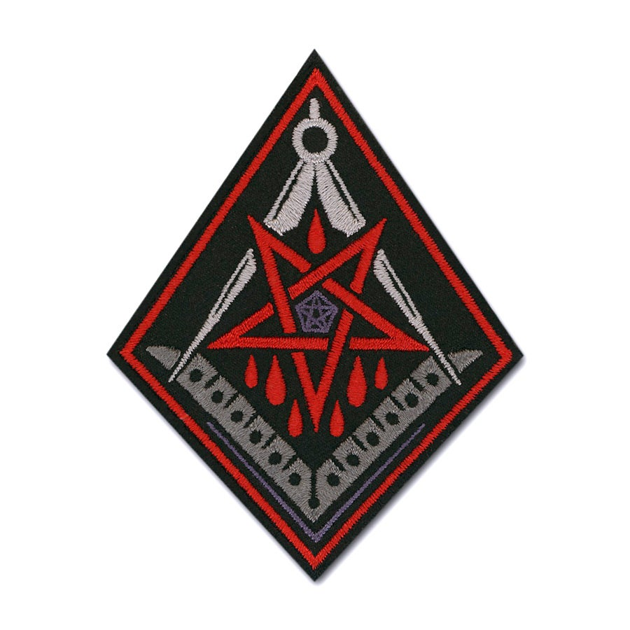 Image of Diamond Compass Patch